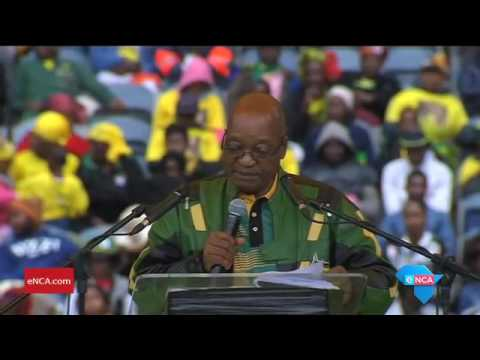 ANC to correct past mistakes: Zuma