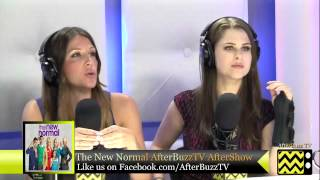"The New Normal  After Show Season 1 Episode 2 & 3 "" Sofa's Choice; Baby Clothes "" 