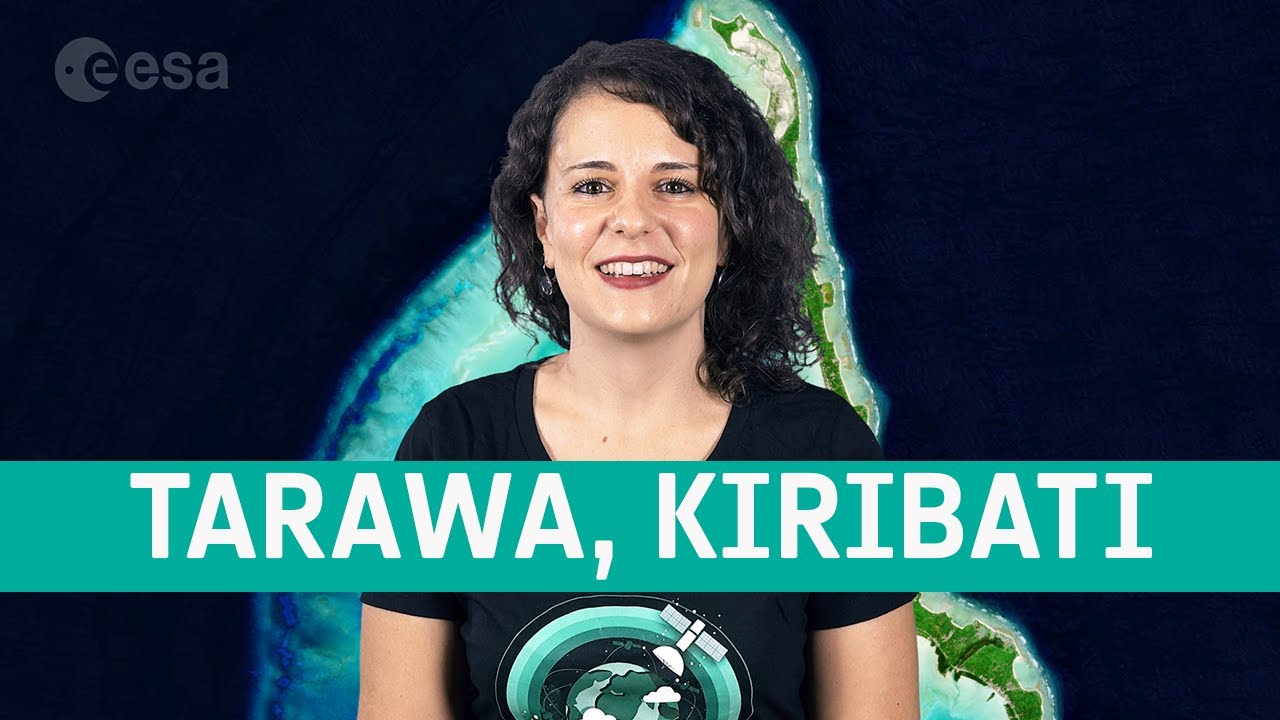 Earth from Space: Tarawa, Kiribati