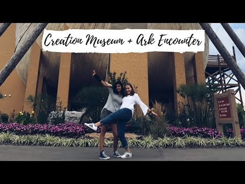 Ark Encounter + Creation Museum Trip 2017