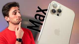 Test iPhone 12 Pro Max - Toujours Plus !