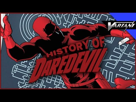 History Of Daredevil!