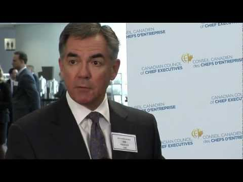 Jim Prentice, Senior Executive Vice-President and Vice Chairman, CIBC