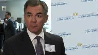 Jim Prentice, Senior Executive Vice-President and Vice Chairman, CIBC