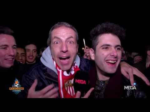 Locura con la encuesta de Cristóbal Soria en el Camp Nou