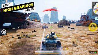 Top 10 High Graphics Android & iOS Games! Best Mobile Games of 2020!