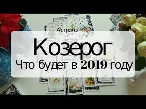 10. КОЗЕРОГ Что будет в 2019 году. Астрорасклад от Olga