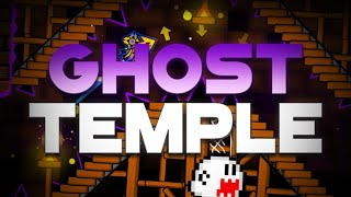 Ghost Temple by DavJT - (Insane Demon) [Day #28] - Geometry Dash 2.11