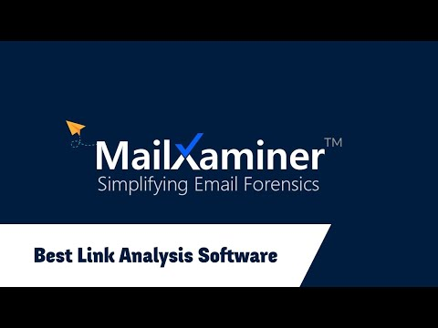 Link Analysis Software Intelligence - MailXaminer v4.7