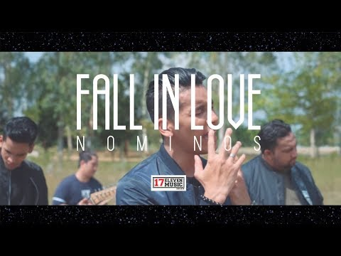 LIRIK FALL IN LOVE | NOMINOS (OST KEKASIH PAKSA RELA)