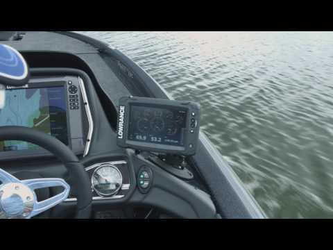 Get Engine Data from the Lowrance Elite Ti Graphs