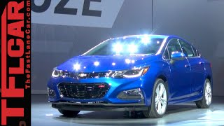 2016 Chevy Cruze: The Important stuff you always Wanted to Know