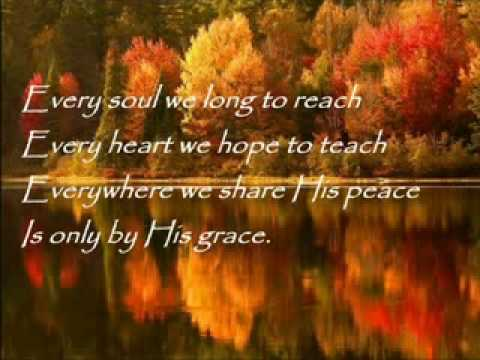 By Grace Alone Maranatha Singers