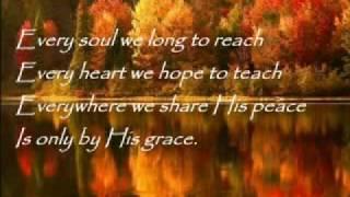 By Grace Alone Maranatha Singers thumbnail