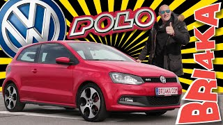 Volkswagen Polo GTI | 6C | 6 R | 5th Gen  Test and Review | Bri4ka.com