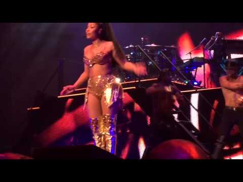 Nicki Minaj Live at Barclay's Center NYC 07/26/2015 4 of 11