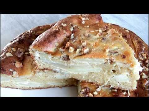 gÂteau-santÉ-aux-pommes-parfait-pour-l'automne-/-recette-rapide