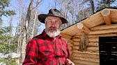 Log Cabin BathhouseInstalling a Wood StoveMaple SyrupOff Grid Haircut