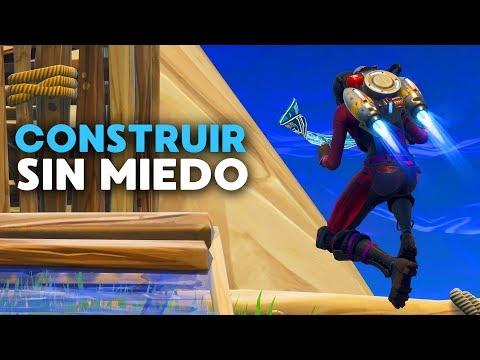 CONSTRUIR SIN MIEDO (Fortnite Battle Royale)
