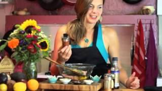 Sensuous Morrocan Lamb Patties With Tamari-honey-coriander Glaze