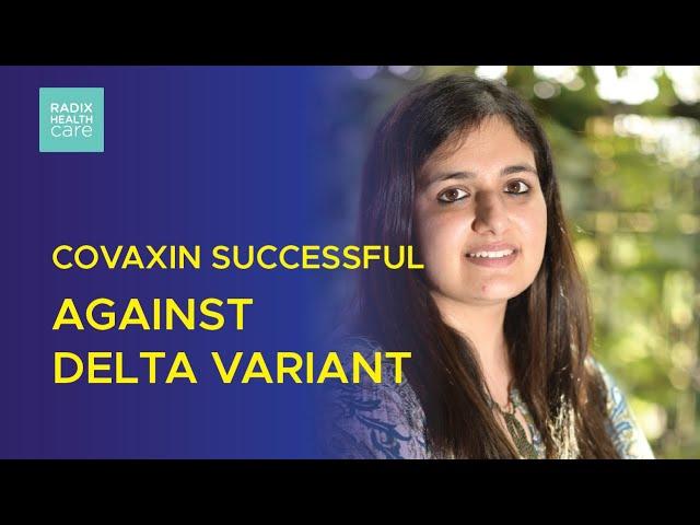 Covaxin phase 3 trials results show good efficacy, Dr. Shruti Malik on Aajtak tej