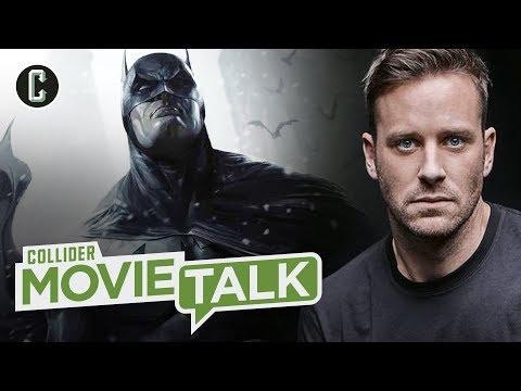 Armie Hammer Debunks Rumors He's in Talks to Play Batman - Movie Talk
