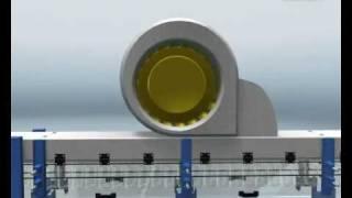 SEW-USOCOME - Liquides et boissons - Convoyage pneumatique bouteilles PET