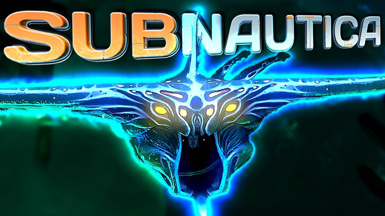 Subnautica   Part 69   THE GHOST LEVIATHAN