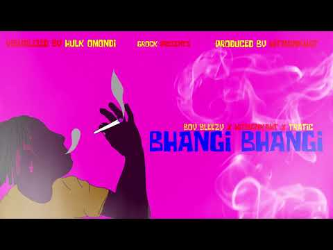 BANGI AFTER BANGI - TheBoyBleezy , Tratic , HitmanKaht ( Official Visualizer )