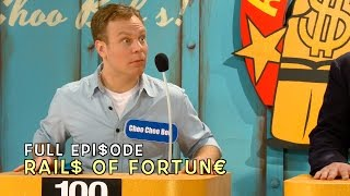 Rails of Fortune - Choo Choo Bob Show