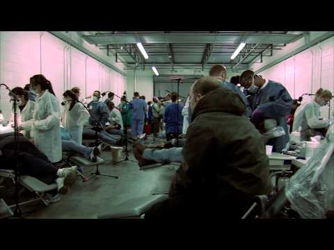 Remote Area Medical - Trailer
