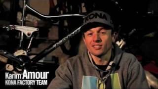 Член Команды Кона Enduro Speedster Карим Амур, о Системе Magic Link(Член Команды Кона Enduro Speedster Карим Амур. Он один из самых быстрых гонщиков Эндуро на планете, комментирует..., 2011-05-04T07:39:23.000Z)
