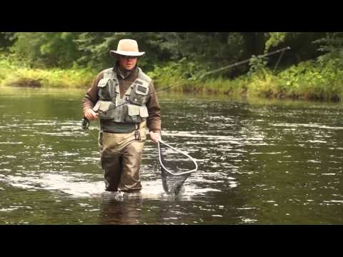 Fly Fishing Techniques on the  River Tees