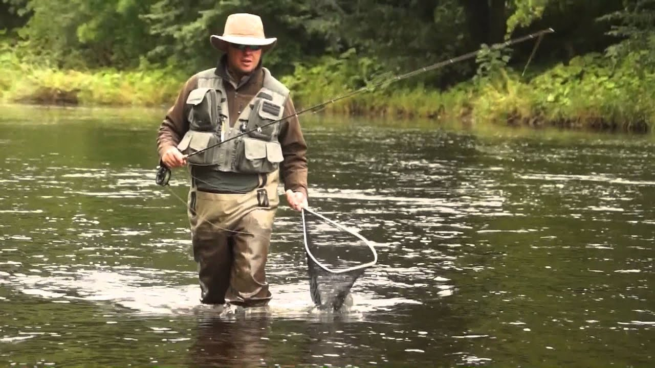 Fly fishing techniques on the river tees youtube for Fly fishing techniques