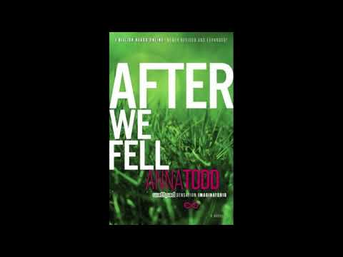 Audio Book - Anna Todd - After We Fell Unabridged #0 ❤️