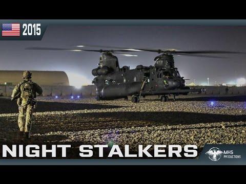 "160th SOAR // Night Stalkers | ""Death Waits in the Dark"""