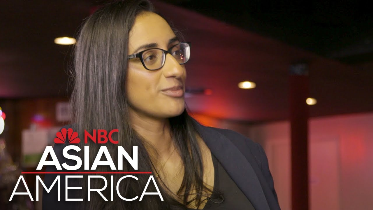 This Emmy-Nominated Filmmaker Has Her Roots In Stand-Up Comedy | Break Shot | NBC Asian America