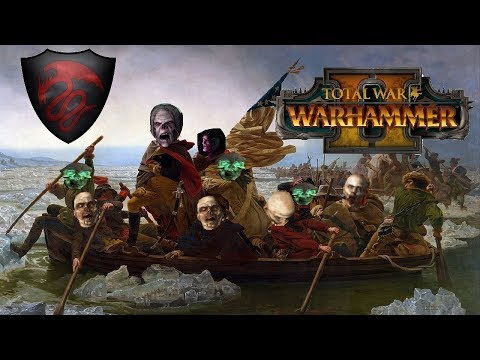 Vampire Counts vs Skaven | VLAD IS DAD : Total War Warhammer 2