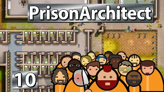 Faltenfrei dank Wäscherei ► Prison Architect S2 #10