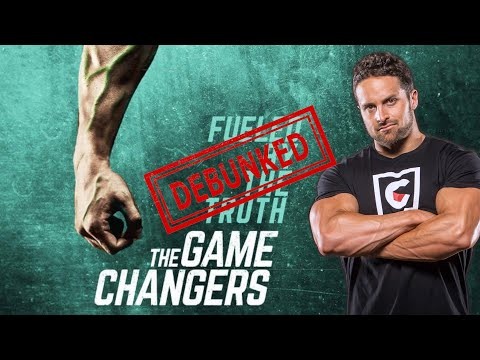 The Game Changers - Debunked - YouTube