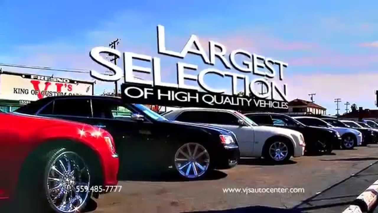 Vjs Auto Sales >> Vj S Auto Center Drive It Youtube