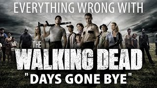 Everything Wrong With The Walking Dead