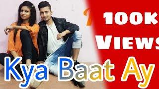 Harrdy Sandhu - Kya Baat Ay | Jaani | B Praak | Arvidr Khaira | Dance Cover Video | Prince Sony Ansu
