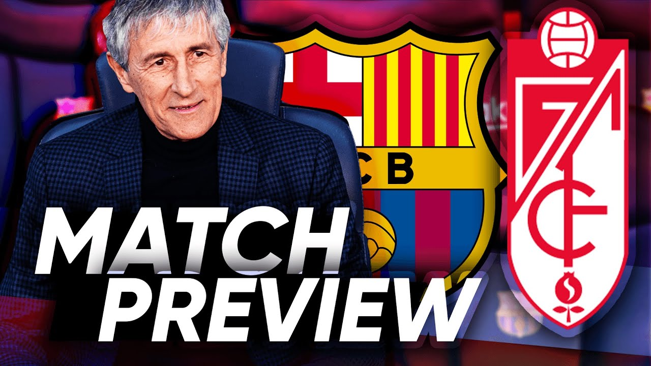 Barcelona vs. Granada - Football Match Report - January 19, 2020 ...