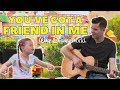 You've Got A Friend In Me at DISNEY WORLD!! - Claire and Dave Crosby