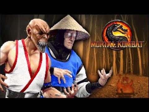 Mortal Kombat: Creepy Woods! - YouTube - photo#30