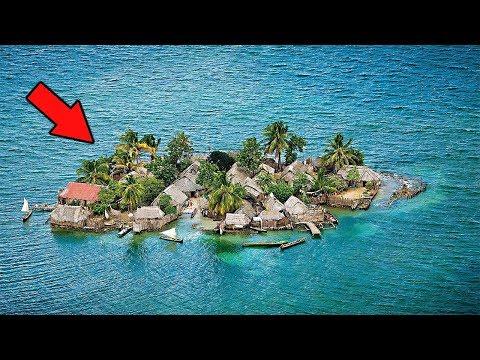 Самые отдалённые острова на планете, на которых вы сможете уединиться - Видео онлайн