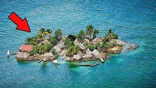 Самые отдалённые острова на планете, на которых вы сможете уединиться