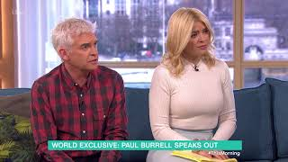 How Paul Burrell Was Forced to Reveal His Sexuality | This Morning