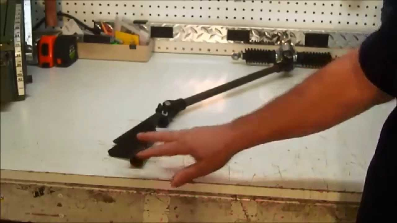 Dan's Performance Parts How-to Video for Steering U joint Set up